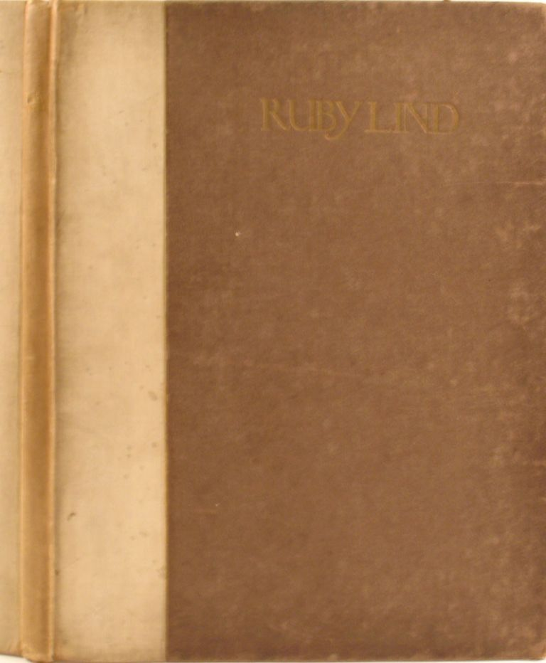 Drawings of Ruby Lind. (Mrs. Will Dyson). 1887 - 1919. Ruby Lindsay.