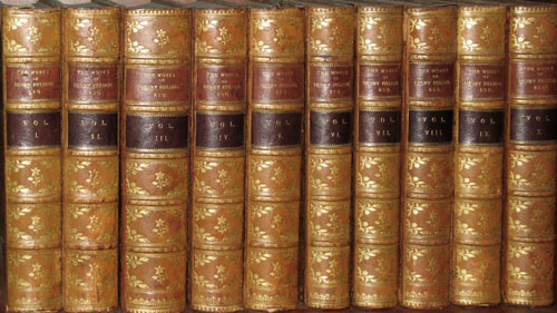 The Works of Henry Fielding, Esq. Edited with a Biographical Essay by Leslie Stephen. Henry Fielding.