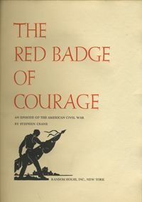 The Red Badge of Courage. Stephen Crane.