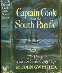 Captain Cook and the South Pacific. John Gwyther.