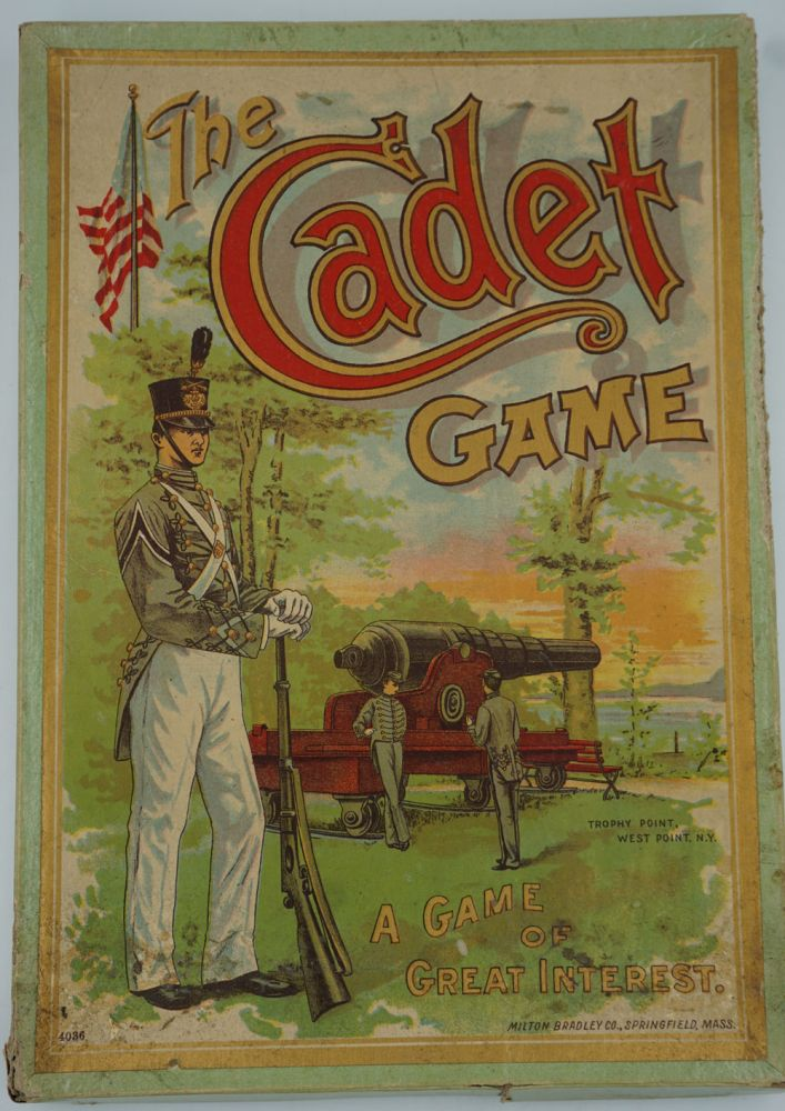 The Cadet Game A Game of Great Interest. West Point, Children's.