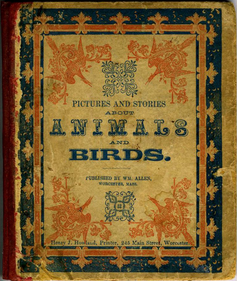 Pictures and Stories About Birds and Animals. Children's, Lyre Bird.