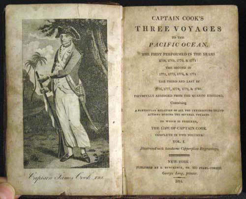 Captain Cook's Three Voyages to the Pacific Ocean. The First performed in the Years 1768, 1769, 1770 & 1771; the Second in 1772, 1773, 1774 & 1775: the Third and Last in 1776, 1777, 1778, 1779 & 1780. Faithfully Abridged from the Quarto Editions.