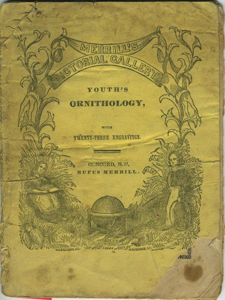 Youth's Ornithology, No. 1 With 23 Engravings. Children's, Rufus Merrill, publishers Co.