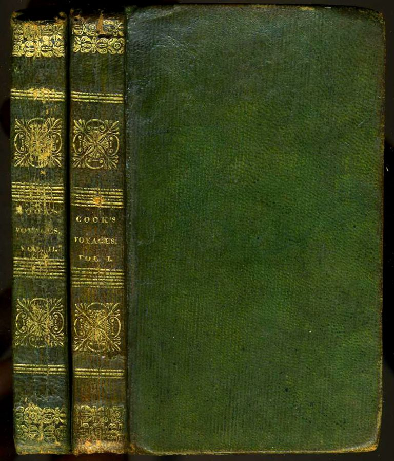 A Narrative of Voyages Round the World Performed by Captain James Cook with an Account of his Life, During the Previous and Intervening Periods. James Cook, Andrew Kippis.