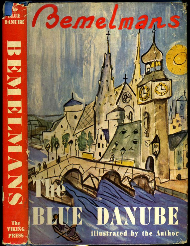 The Blue Danube. Ludwig Bemelmans.