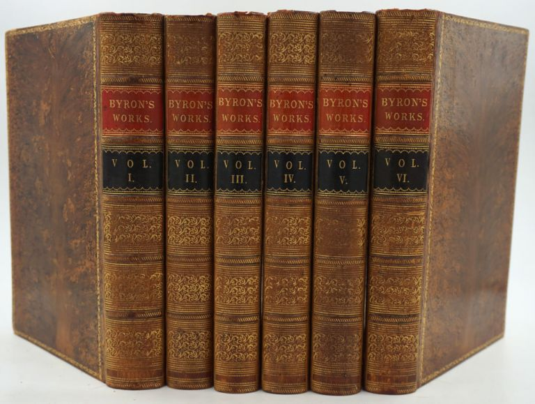 The Poetical Works of Lord Byron. Lord Byron.