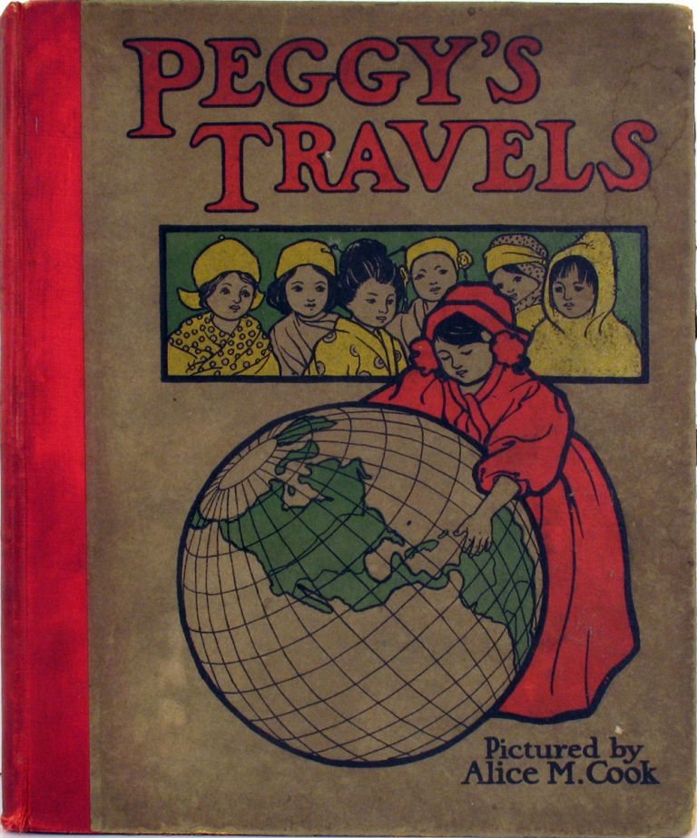 Peggy's Travels. New Zealand, Walter Cook, Alice M. Cook.