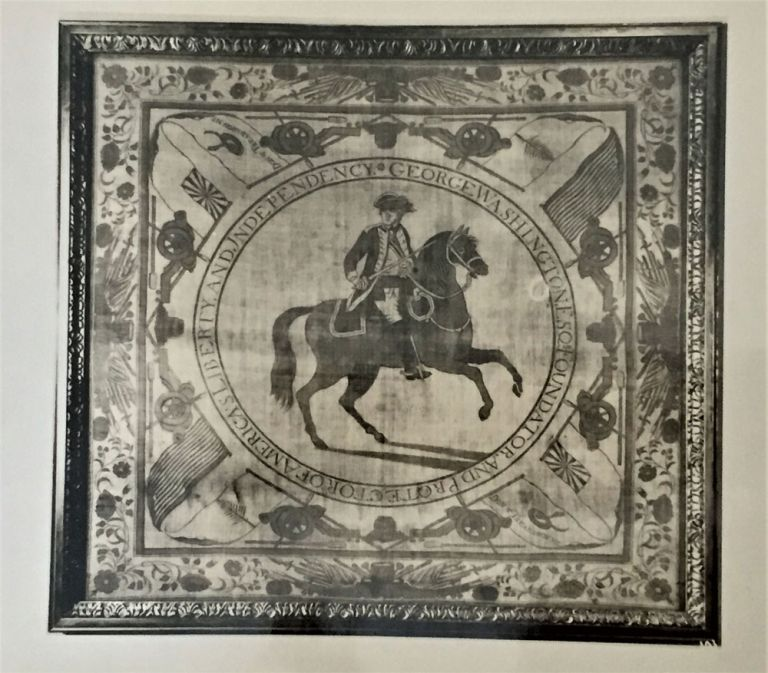 An incomparable collection of photographs of American Historical & Political Handkerchiefs. Edwin Lefevre.