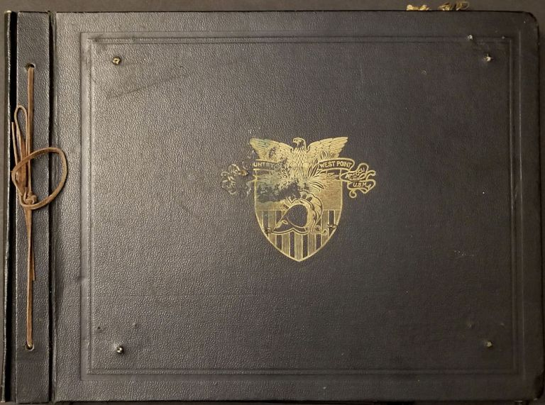West Point memory book kept by a Miss Eleanor Davey who's brother was a cadet, 1929-1932. Eleanor Gay Davey.