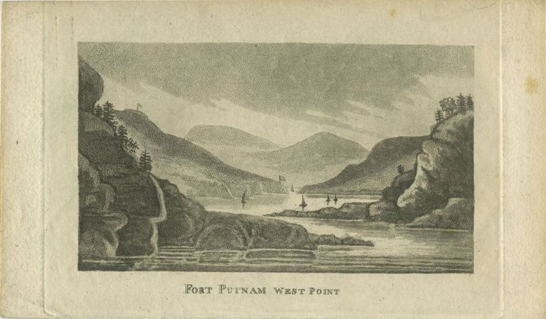 Fort Putnam West Point. West Point.