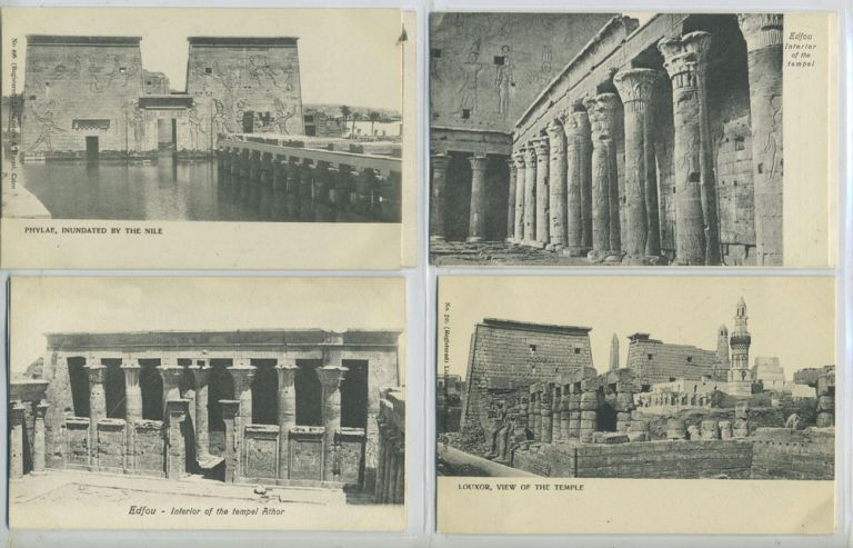 20 Postcards of Egypt.
