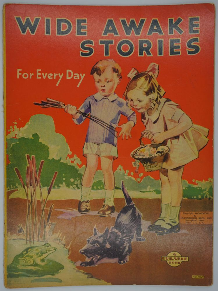 Wide Awake Stories for Every Day. McLoughlin Bros.