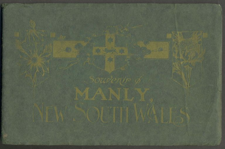 Souvenir of Manly, New South Wales. Star Photo Company.