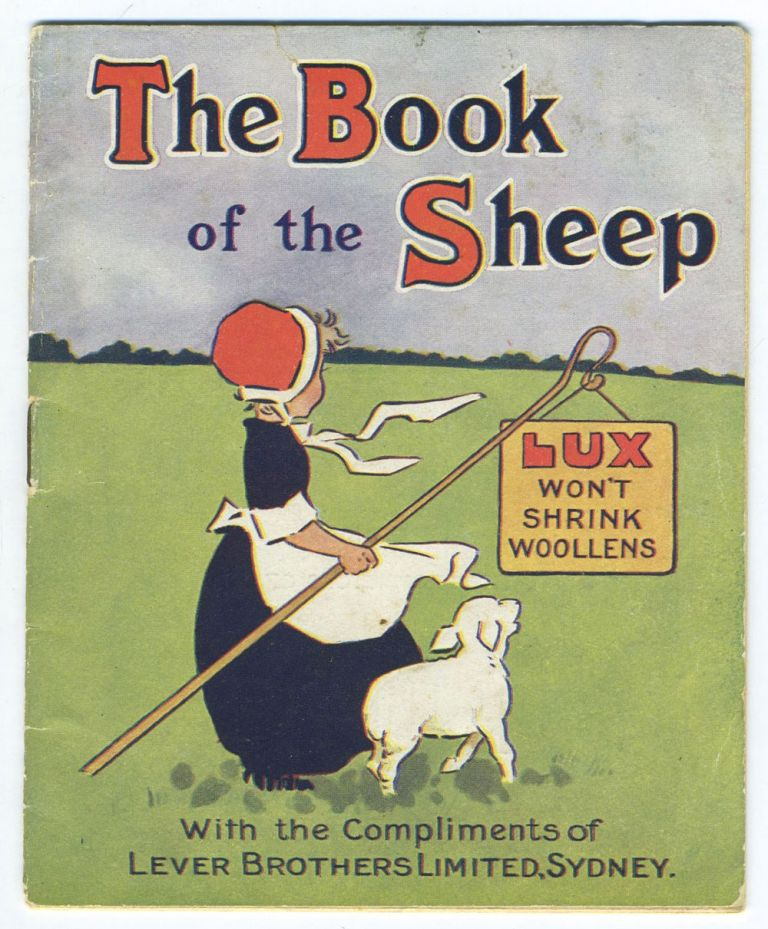 The Book of the Sheep. Lux, Won't Shrink Woollens. Australia, Merino.