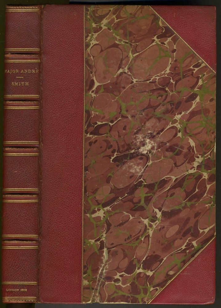 An Authentic Narrative of the Causes which led to the death of Major André, adjutant-general of His Majesty's forces in North America. Joshua Hett Smith.