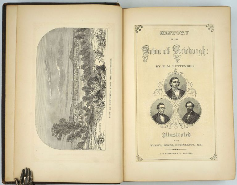 History of the Town of Newburgh. E. M. Ruttenber.