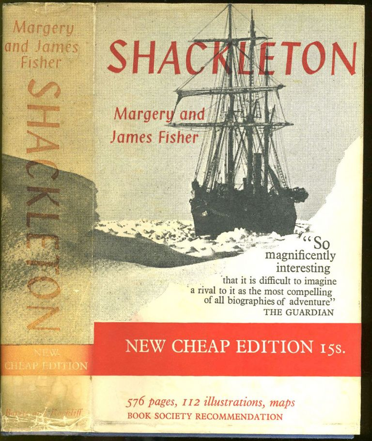 Shackleton. Margery Fisher, James, W E. How.