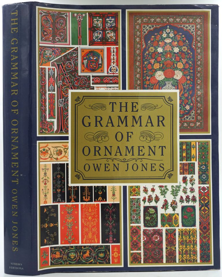 Grammar of Ornament. Owen Jones.