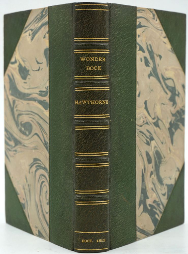A Wonder- Book for Girls and Boys. With Engravings by Baker from Designs by Billings. Nathaniel Hawthorne, Children's.
