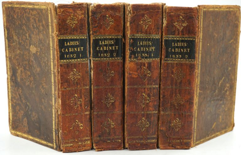 The Ladies' Cabinet of Fashion, Music, and Romance [First 4 volumes]. Margaret Courcy, Beatrice De.