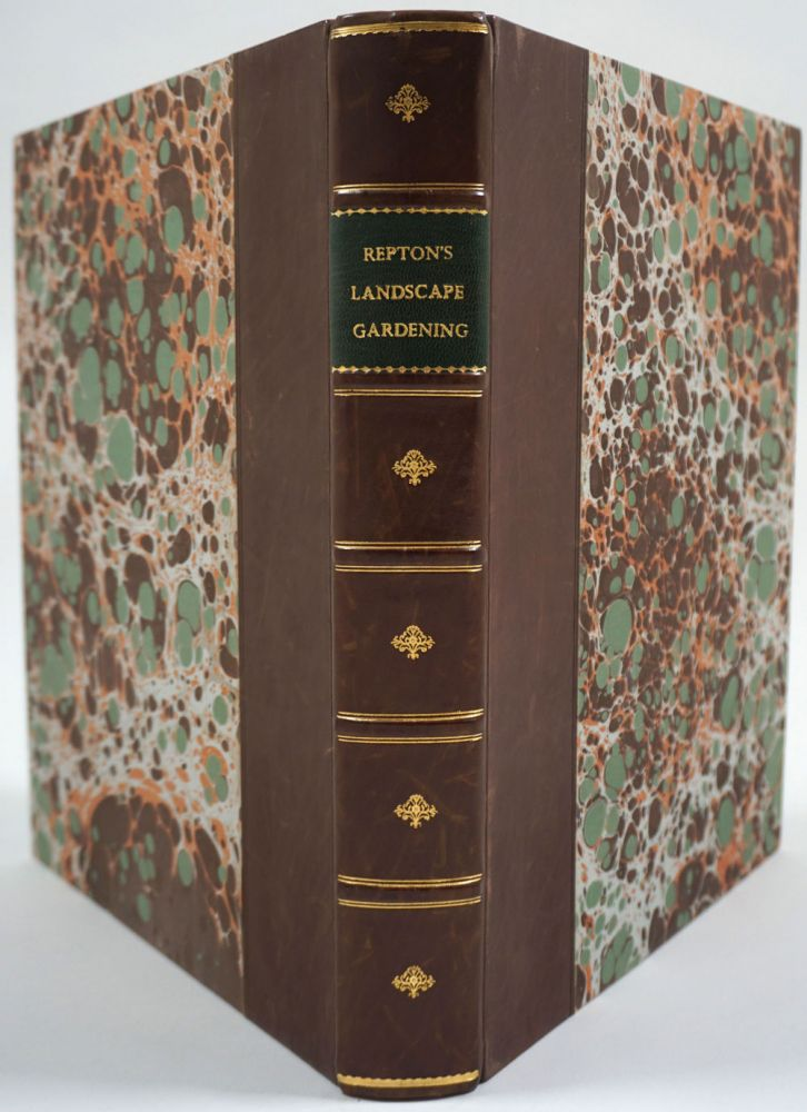 Observations on the Theory and Practice of Landscape Gardening. Humphry Repton.