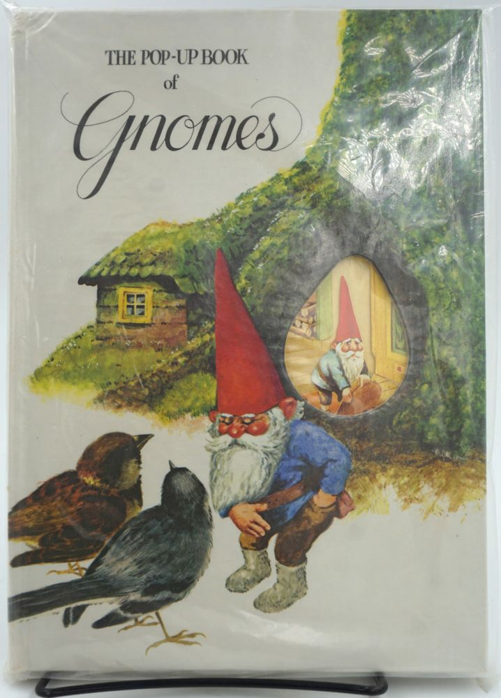 The Pop-Up Book of Gnomes.