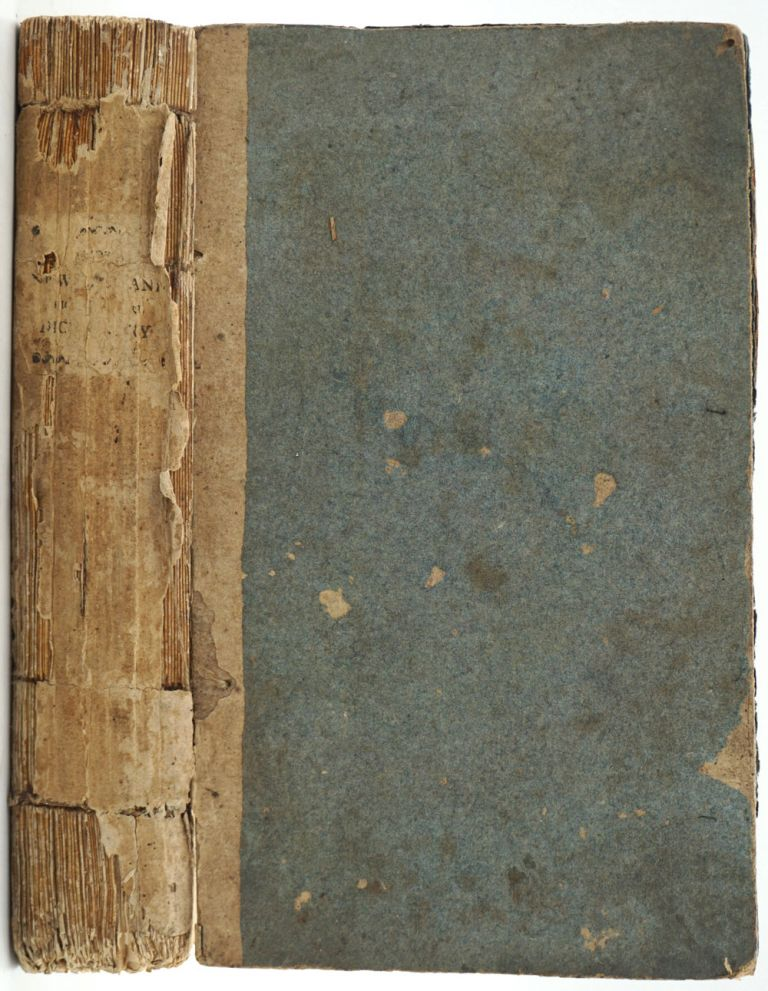 A Biographical Dictionary, Containing a Brief Account of the First Settlers, and Other Eminent Characters Among the Magistrates, Ministers, Literary and Worthy Men, in New-England. by John Eliot, D. D. Corresponding Secretary of the Mass. Hist. Soc. John Eliot.