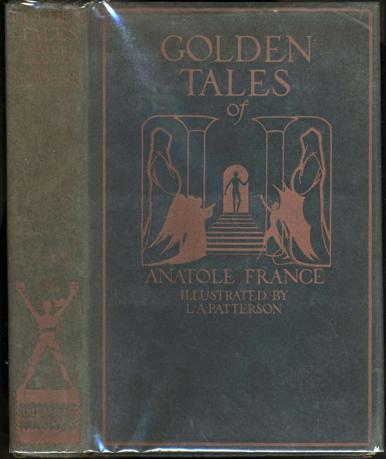 Golden Tales of Anatole France. Anatole France.
