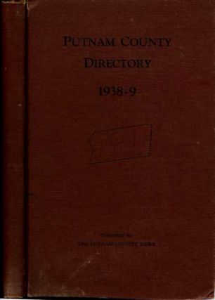 Putnam County Directory 1938 - 9.