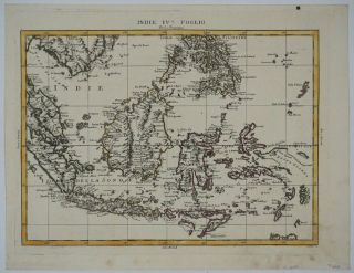 Indie IV Foglio. Map of South East Asia including the Philippines, Indonesia, New Guinea,...