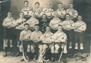 New South Wales State Hockey Team, ca. 1929.