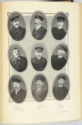 """The South Pole. An Account of the Norwegian Antarctic Expedition in the """"Fram"""", 1910-1912."""