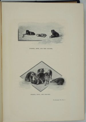 "The South Pole. An Account of the Norwegian Antarctic Expedition in the ""Fram"", 1910-1912."