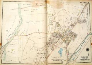 Part of the Town of Greenburg (Plate 15, includes Hartsdale). George W. Bromley, Walter S