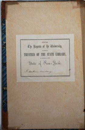Journal of the Legislative Council of the Colony of New York. Began the 9th Day of April, 1691; and Ended the 27 of September, 1743.