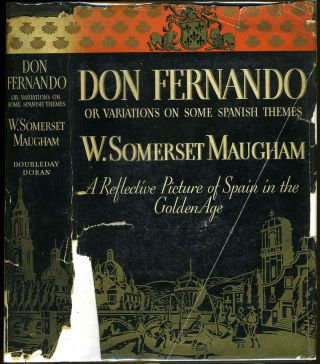 Don Fernando Or Variations on Some Spanish Themes.