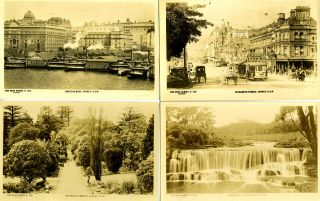 Collection of Rose Series Post Cards of Sydney and surrounding NSW, Blue Mountains. Sydney, Rose...