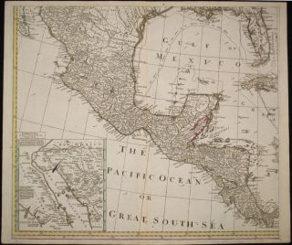 A New and Correct Map of North America, with the West India Islands. Divided According to the last Treaty of Peace, Concluded at Paris, the 20th of Jan. 1783. wherein are particularly Distinguished, The Thirteen Provinces wich (sic) Compose the United States of North America. Engraved and Published by Mathew Albert and George Frederic Lotter.
