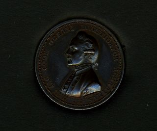 Royal Society Memorial Medal of Captain James Cook. Lewis Pingo, James Cook