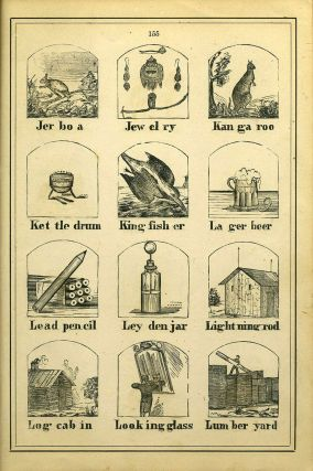 Kantner's Illustrated Book of Objects for Children Containing Over 2000 Illustrations.