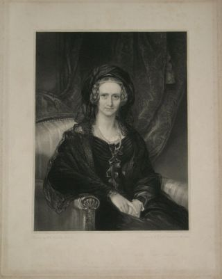 Her Majesty Queen Adelaide. South Australia Adelaide, H. T. Ryall, W. C., after Ross