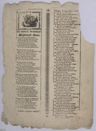 Highland Jane (Broadside Ballad