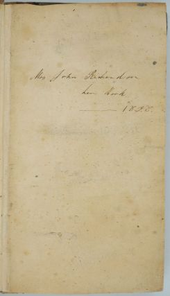 The Narrative of a Commuted Pensioner. By J**** W*********, Late of the LXXVIII Regt., Now Serjeant in Lieut.-Col. Maitland's Batt. of Montreal Volunteers.