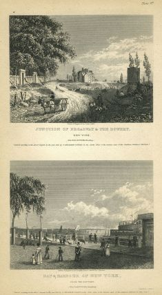 A collection of New York Views; engraved by J. Smillie, Archer, Gimber and Fossette. After C. Burton.