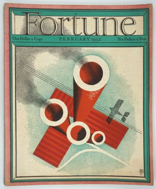 Fortune Magazine, Volume V, Number 2, February 1932