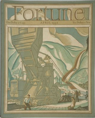 Fortune Magazine, Volume V, Number 4, April 1932