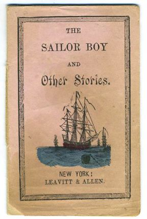 The Sailor Boy and Other Stories. Chapbook with kangaroo content. Children's, Kangaroo.