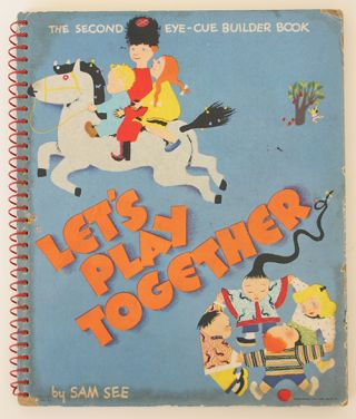 Let's Play Together. The Second Eye-Cue Builder Book. China, Childrens