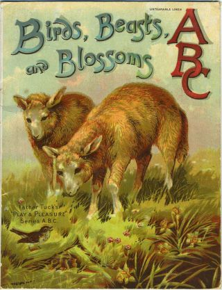 Birds, Beasts, and Blossoms ABC. Children's, Kangaroo